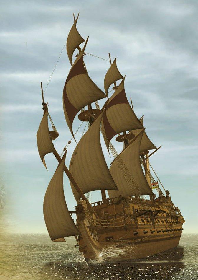 10 лучших игр про пиратов и морские приключения | Канобу - Изображение 13
