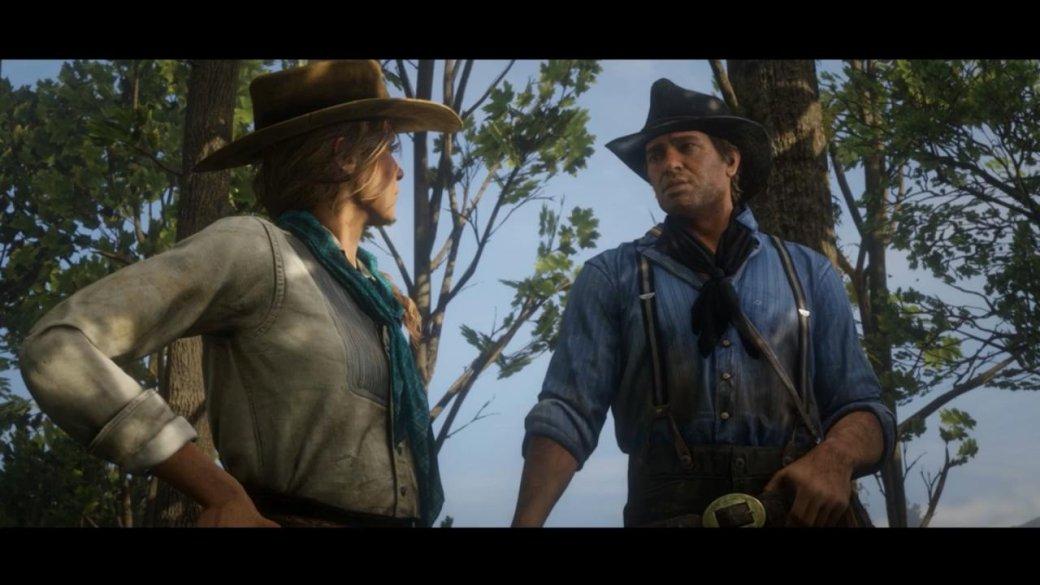 Разбор третьего трейлера Red Dead Redemption2. Все, что вымогли пропустить | Канобу - Изображение 2099