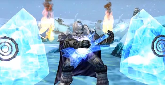 Артас играет метал на гитаре в Warcraft 3: Reforged. Фанаты уже придумали название его группе! | Канобу - Изображение 0