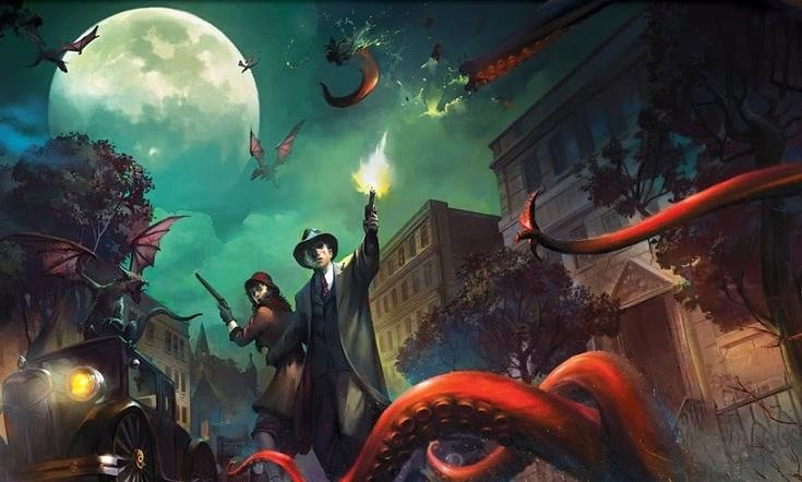 6 лучших игр для нескучного Хэллоуина вкомпании | Канобу