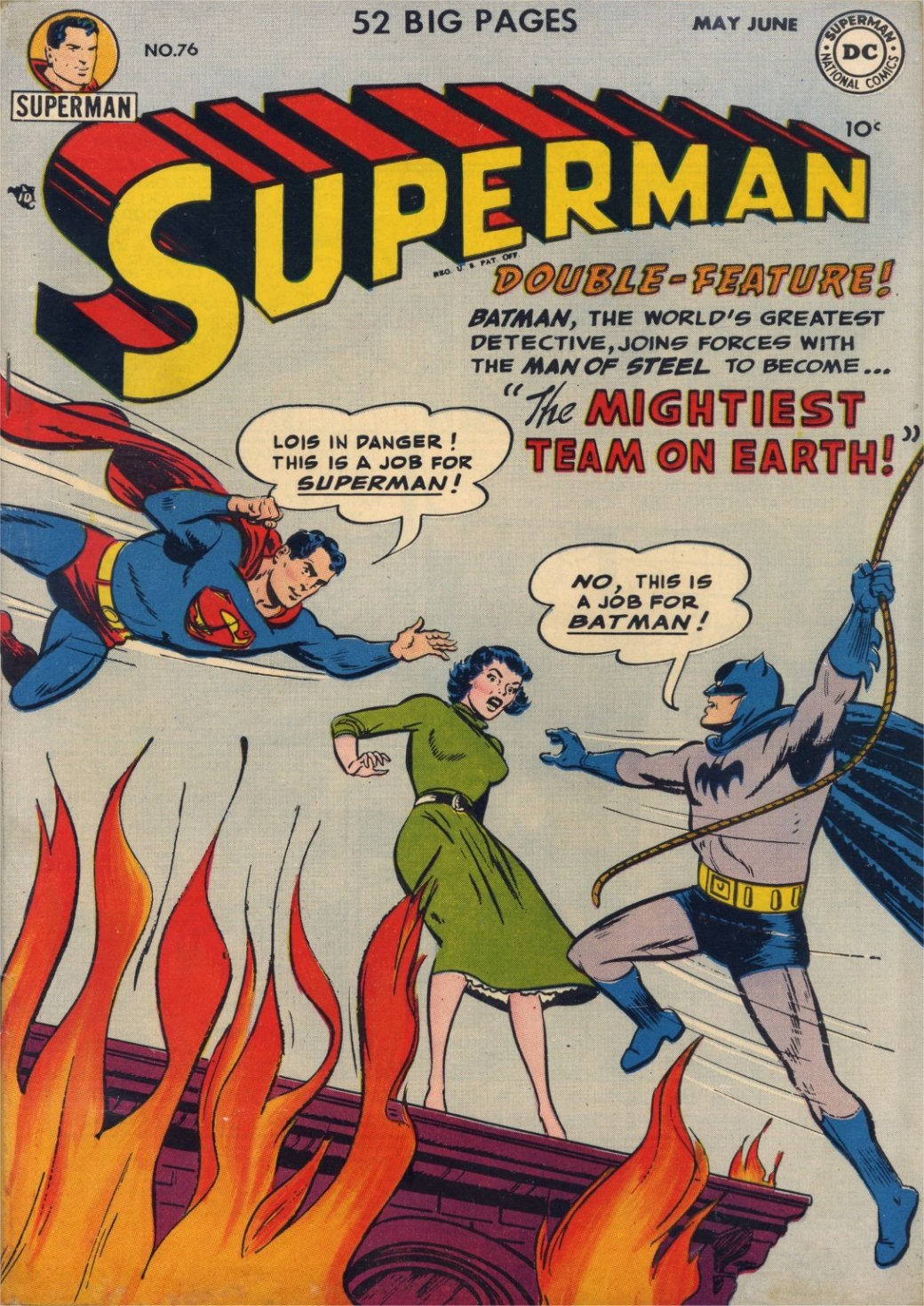 История Супермена иэволюция его образа вкомиксах   Канобу - Изображение 9399