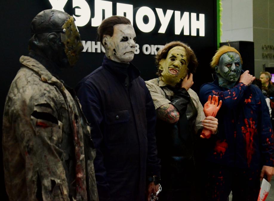 ФОТО. Косплей на«ИгроМире 2018» иComic Con Russia 2018 | Канобу - Изображение 3137