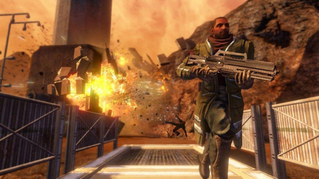 Суть. Red Faction: Guerrilla— все еще лучшая игра про взрывы иразрушения. - Изображение 1