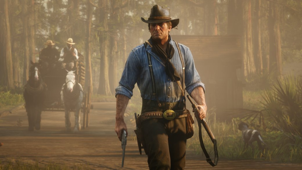 История immersive sim: что это такое ипочему Red Dead Redemption 2— отличный иммерсивный симулятор | Канобу - Изображение 28