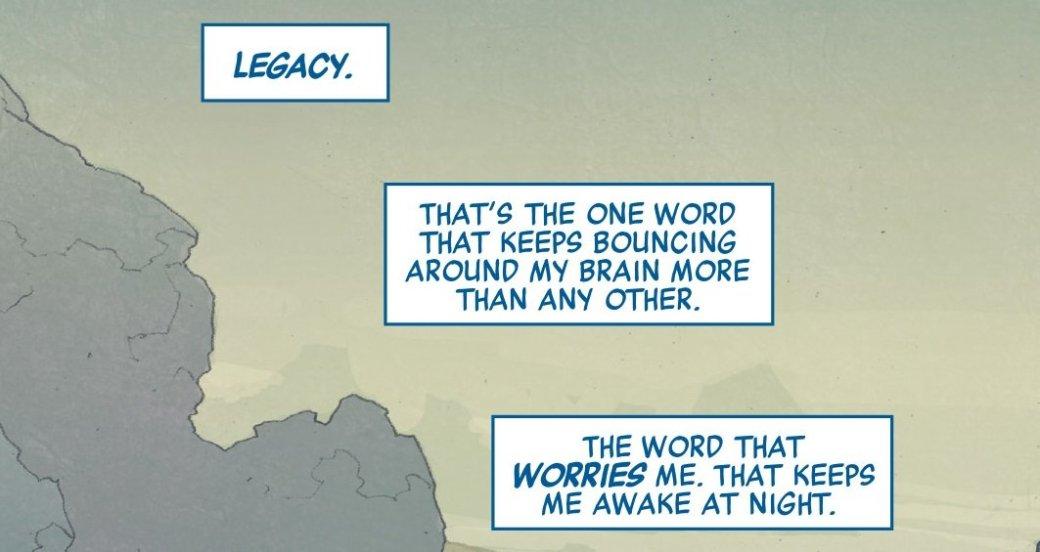 Что показали вкомиксе Marvel Legacy ичто это значит для будущего издательства? | Канобу - Изображение 2436