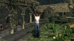 Восславьте Гроув-стрит! Энтузиаст добавил Си-Джея из San Andreas в Dark Souls