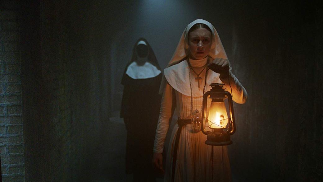 Рецензия на«Проклятие монахини»— еще один спорный спин-офф-приквел «Заклятия»   Канобу - Изображение 12930