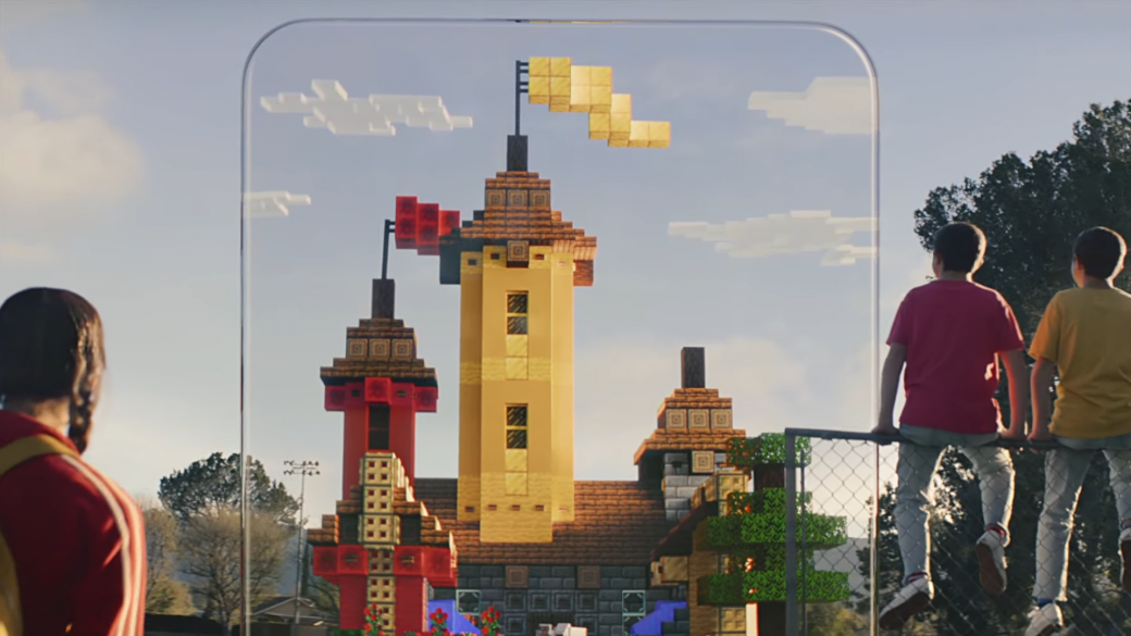 Minecraft: Earth— одна изглавных игр E3, очень круто. АMinecraft: Dungeons— неочень | Канобу