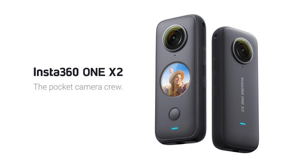 Представлена водозащищенная 360-градусная экшн-камера ONE X2 | Канобу - Изображение 1831