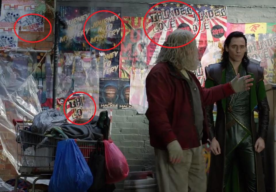 Хела убивает Одина— всеть попали удаленные сцены изфильмов Marvel | Канобу - Изображение 8012