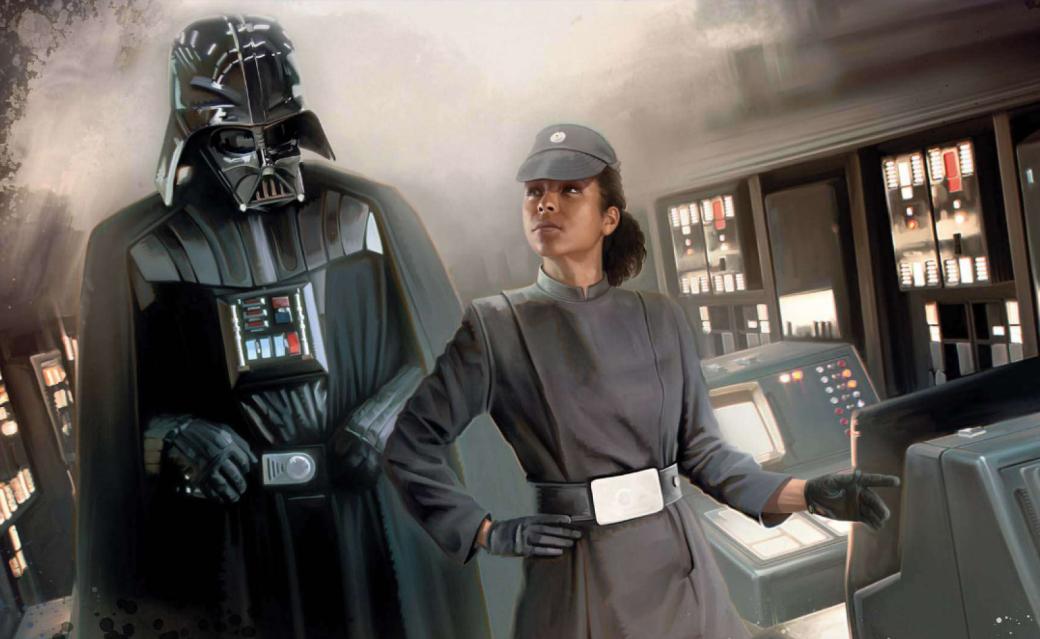 Нетолько Лея! 5 главных женских персонажей нового канона «Звездных Войн». - Изображение 3