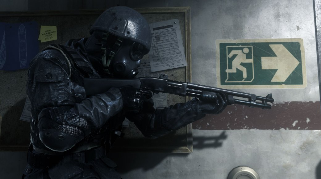 Call of Duty: Modern Warfare Remastered. Мнение о сюжетной кампании | Канобу - Изображение 14303