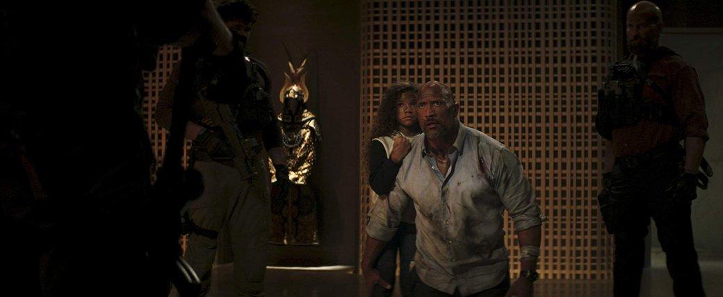 Рецензия на«Небоскреб»— фильм-катастрофу, оказавшийся просто катастрофой | Канобу