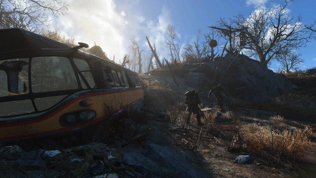 Лучший арт мира Fallout | Канобу - Изображение 20
