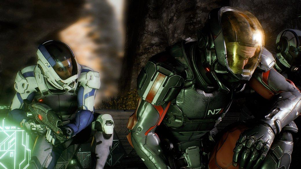 20 изумительных скриншотов Mass Effect: Andromeda | Канобу - Изображение 12