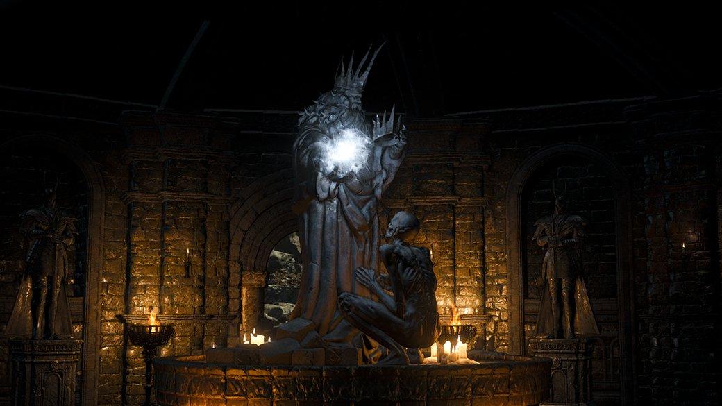 20 изумительных скриншотов Dark Souls 3: The Ringed City | Канобу - Изображение 10