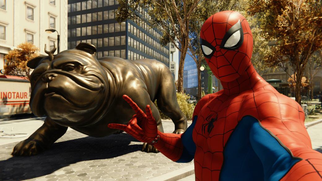 Все пасхалки иотсылки вSpider-Man для PS4: Мстители, GTA IV, Сорвиголова имногое другое | Канобу