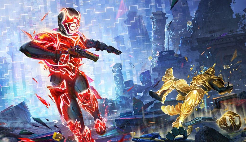 Чем режим Battle Royale из Skyforge отличается от других игр жанра — древние храмы, герои и PvE | Канобу - Изображение 3