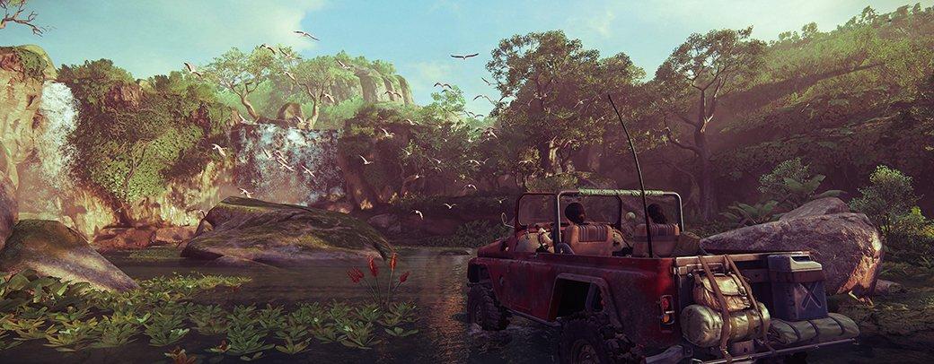 25 изумительных скриншотов Uncharted: Утраченное наследие | Канобу - Изображение 10