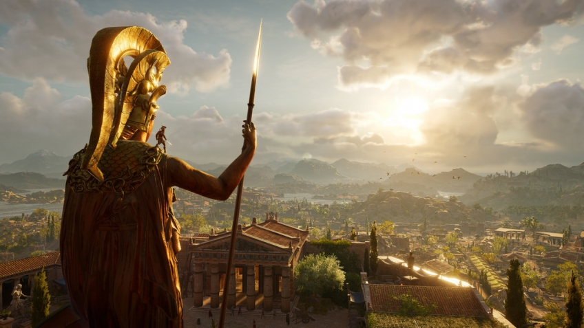 Посмотрите на крутые иллюстрации из артбука Assassin's Creed Odyssey | Канобу - Изображение 538