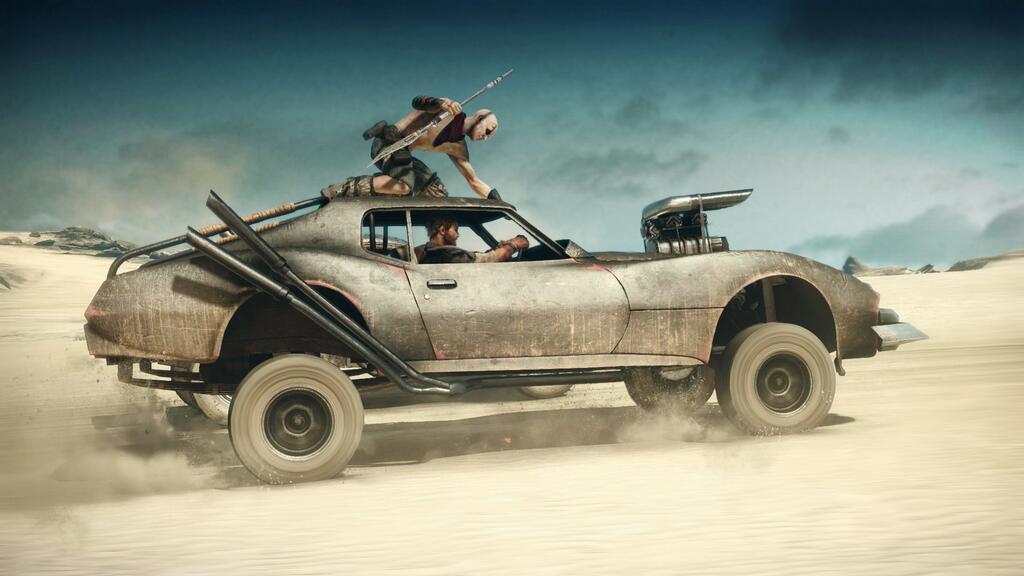 Трейлер Mad Max не скупится на взорванные автомобили | Канобу - Изображение 10574