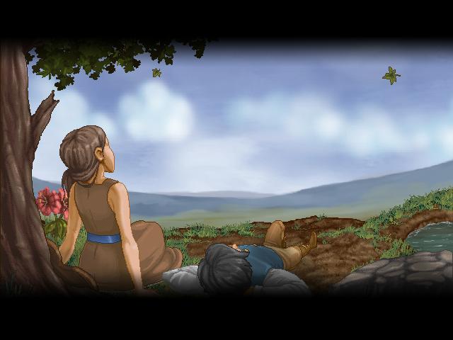 Рецензия на Finding Paradise — игра от создателей To the Moon, A Bird Story | Канобу - Изображение 9