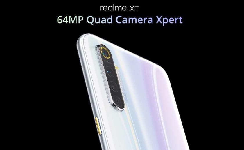 Представлен Realme XT— смартфон скамерой на64 Мппоцене от14700 рублей | Канобу - Изображение 1