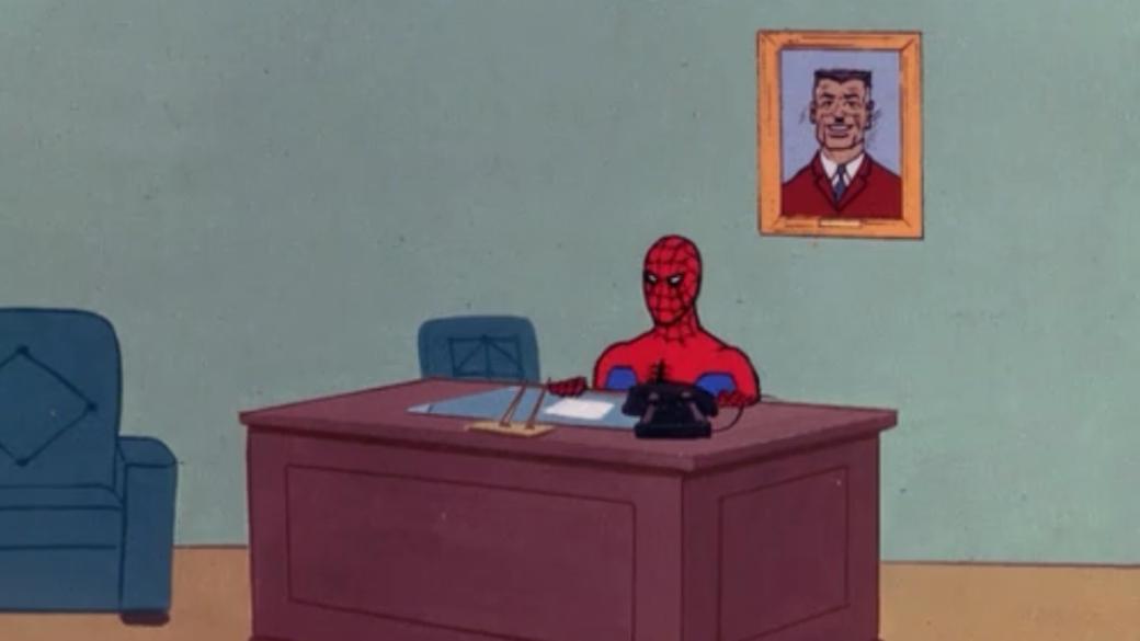 Пасхалки иотсылки в«Человеке-пауке: Через вселенные»: отLooney Tunes дотрилогии Сэма Рэйми | Канобу - Изображение 37