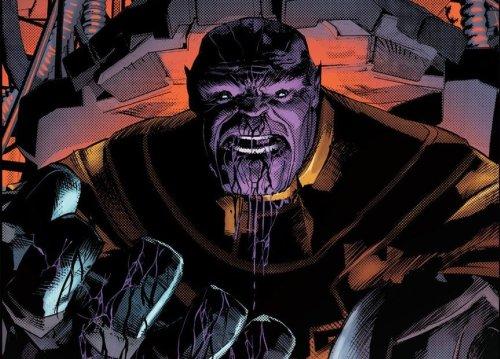 Стало известно, от какой болезни умирает Танос
