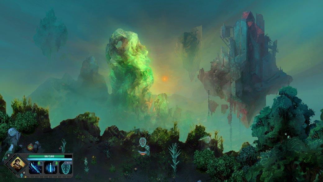 Обзор Children ofMorta— крутой «рогалик», где каждая гибель героя развивает сюжет | Канобу - Изображение 1