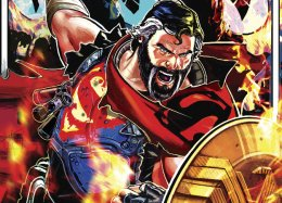 Вкомиксе Nightwing: The New Order представили потерявшего силы Супермена