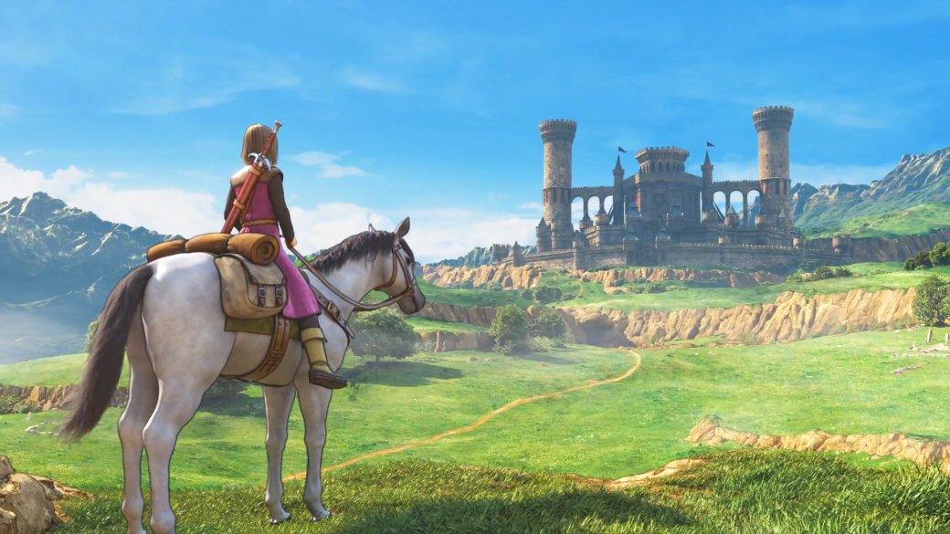 50 невероятно красочных скриншотов Dragon Quest XI | Канобу