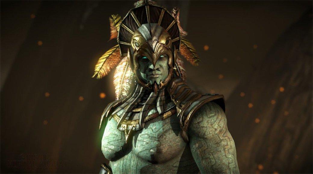 Знакомых подесятой части Коталь Кана иДжеки Бриггс представили вновом ролике Mortal Kombat11 | Канобу - Изображение 0