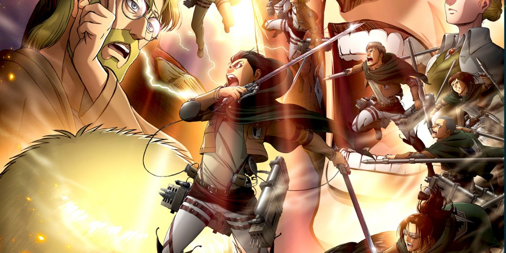 Чего ожидать от 3 сезона аниме-сериала «Атака титанов» (Attack on Titan, Shingeki no Kyojin) | Канобу - Изображение 57