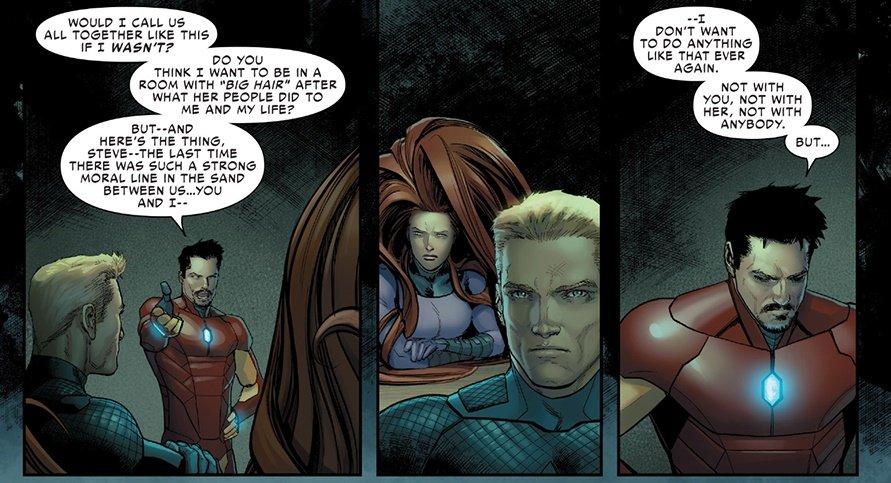 Во«Второй Гражданской войне» Marvel герои наконец заняли стороны | Канобу - Изображение 1
