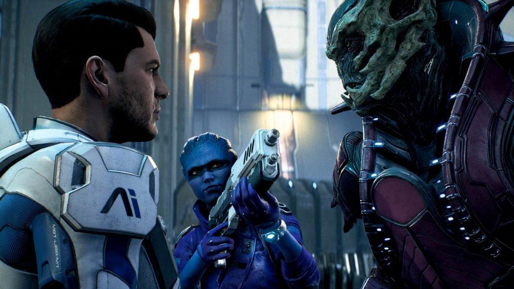 Год Mass Effect: Andromeda— вспоминаем, как погибала великая серия. Факты, слухи, баги | Канобу - Изображение 244