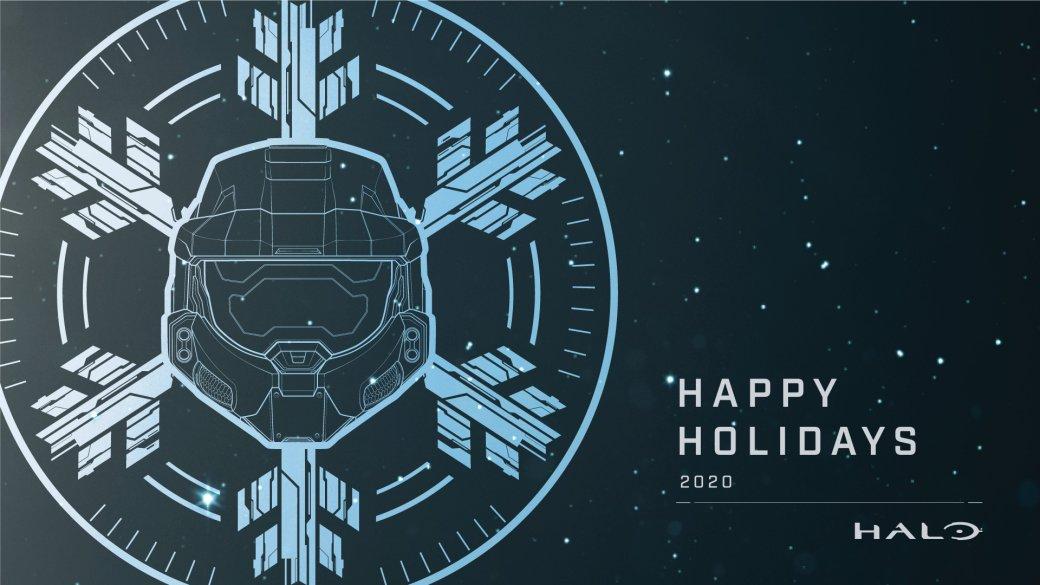 Издатели иразработчики поздравляют игроков сНовым годом иРождеством. Подборка открыток | Канобу - Изображение 6926