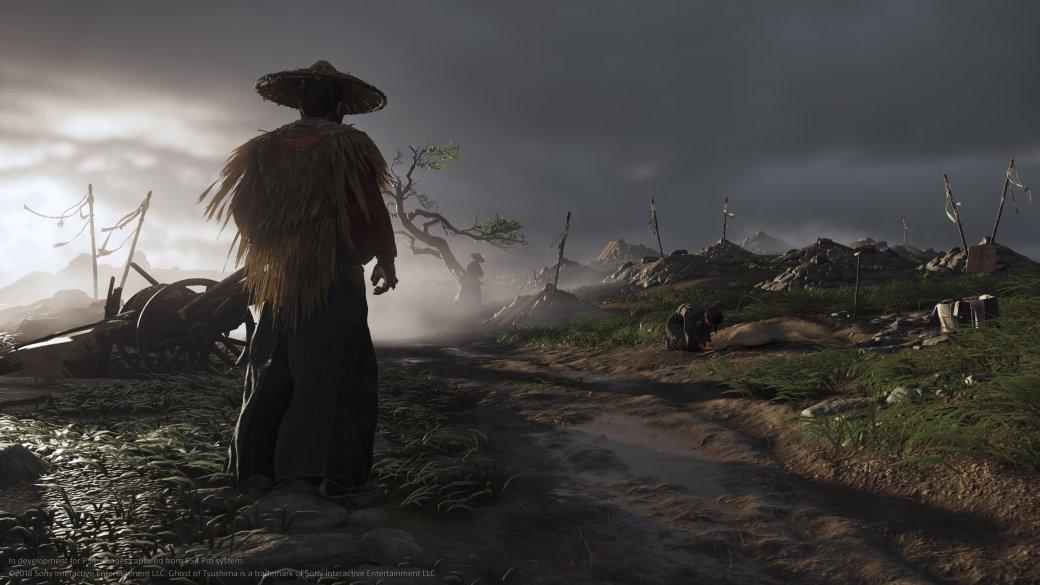 E3 2018: новые подробности геймплея, мира исюжета Ghost ofTsushima. - Изображение 3