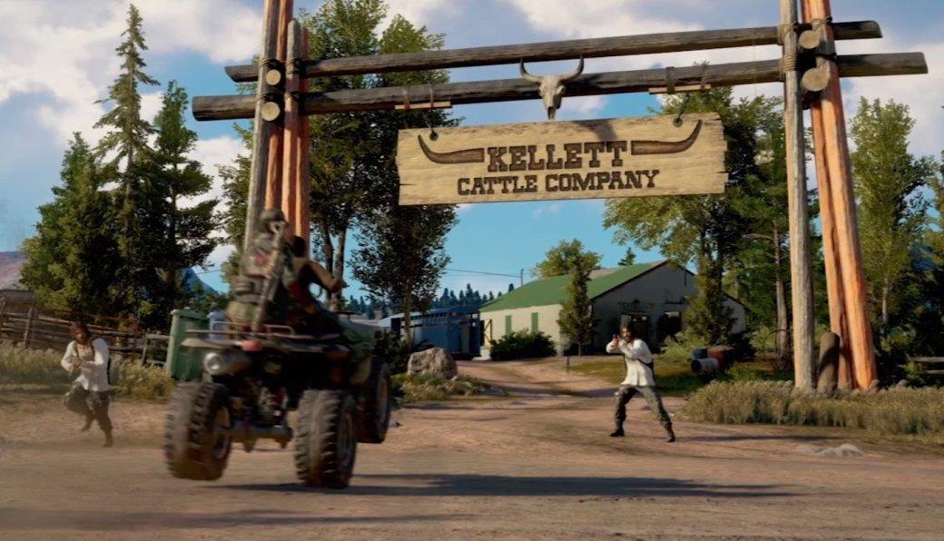 Выглядит круто. Разбираем анонс Far Cry5 | Канобу - Изображение 16