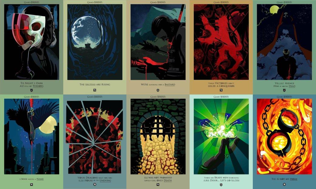 Лучший арт по «Игре Престолов» | Канобу - Изображение 7435