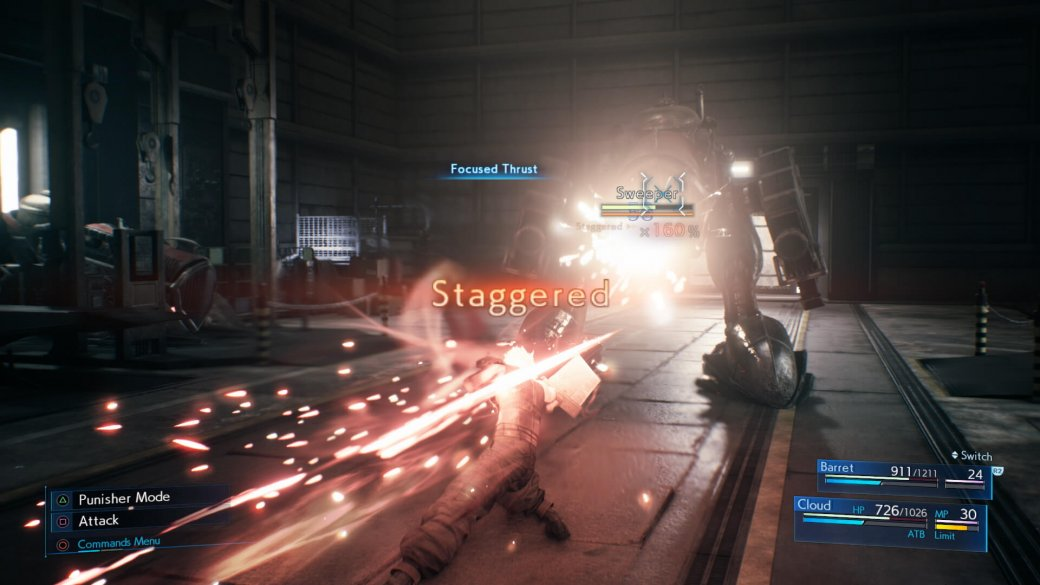 Final Fantasy VII Remake— стоитли играть, если незнаком соригиналом идругими JRPG? | Канобу - Изображение 2365