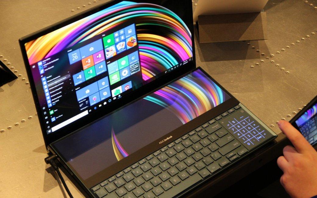 Asus ZenBook Pro Duo: фантастический ноутбук сдвумя 4K-дисплеями | Канобу - Изображение 2