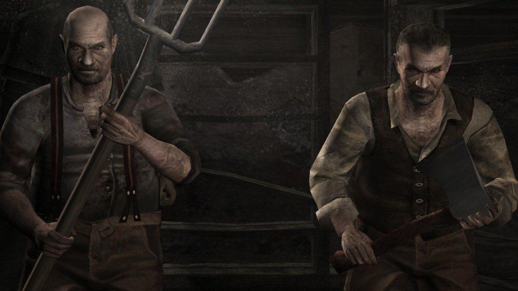 Как Resident Evil 4 выглядит иработает наNintendo Switch