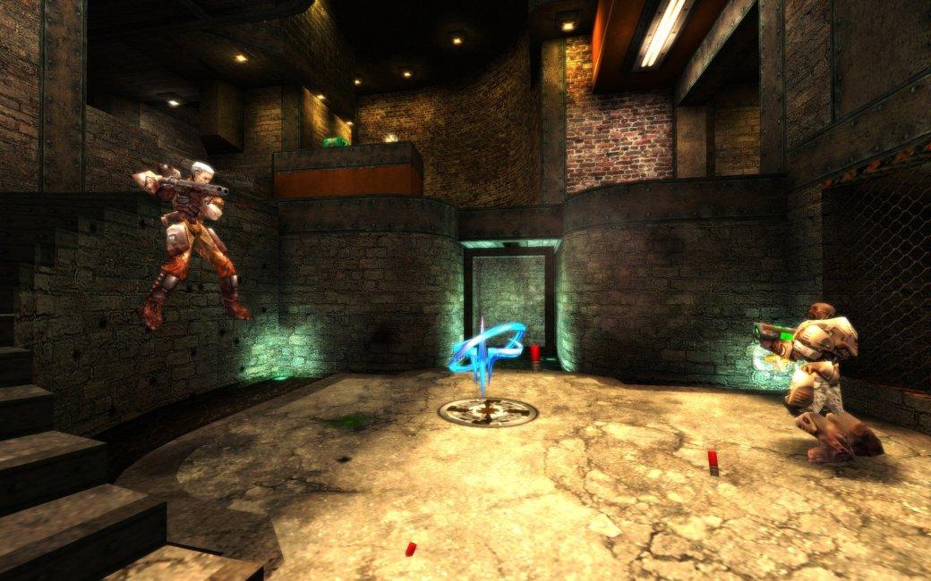 Quake Live стала частью Steamworks, бесплатной игры больше нет   Канобу - Изображение 7546
