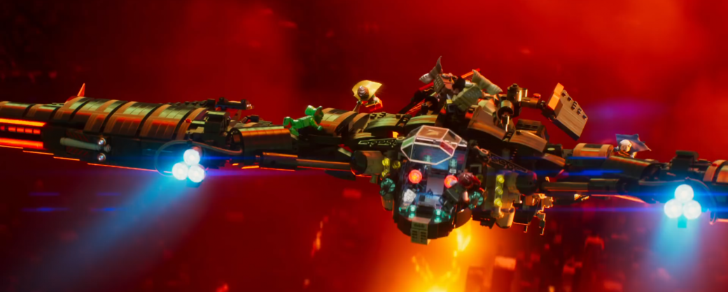 Рецензия на «Лего Фильм: Бэтмен» | Канобу - Изображение 10