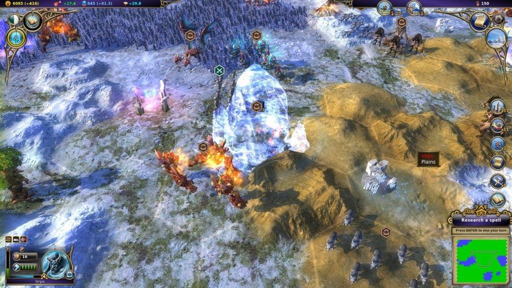 Рецензия на Warlock: Master of the Arcane | Канобу - Изображение 3