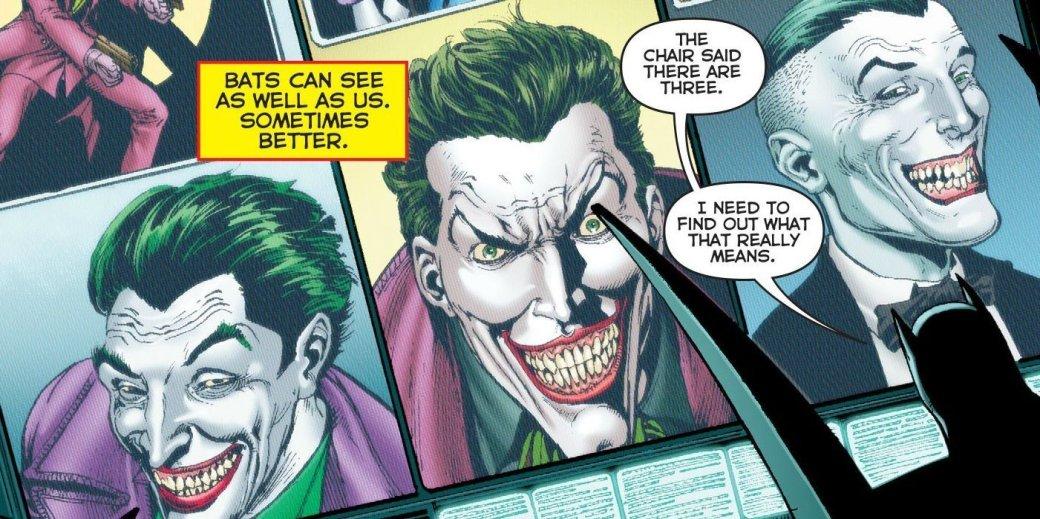 Три Джокера доставляют втрое больше проблем. Главный комикс DCэтого года наконец-то вышел   Канобу - Изображение 4489