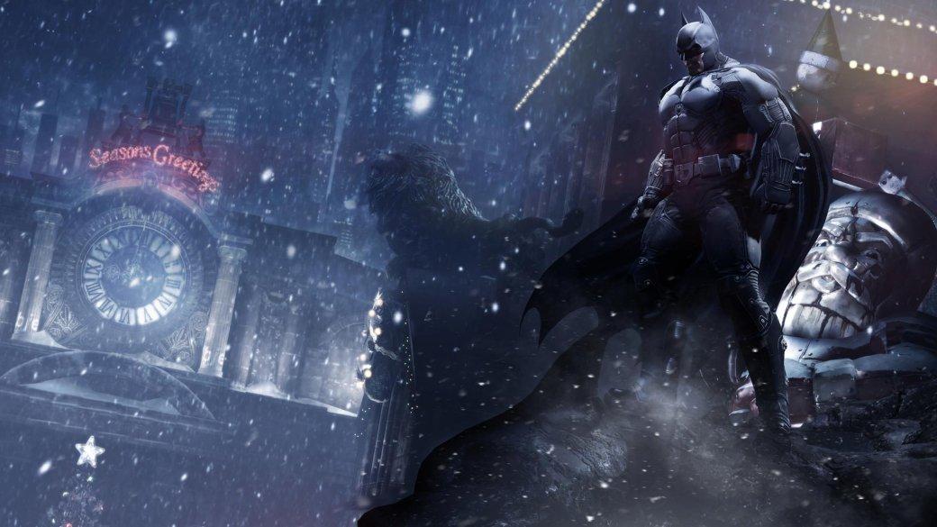 Сегодня вышел Batman: Arkham Origins | Канобу - Изображение 7274