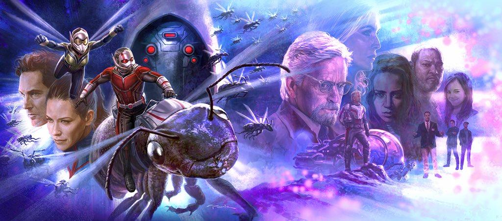 10 главных пасхалок вфильме «Человек-муравей иОса». - Изображение 1