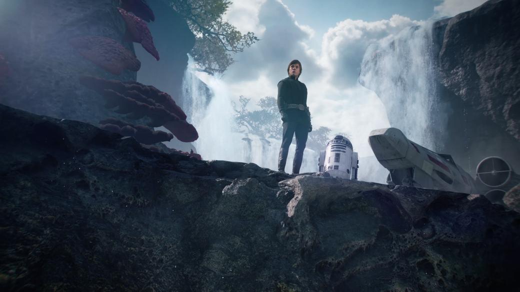 Осюжете Star Wars Battlefront IIиважных героях, которых показали вигре | Канобу - Изображение 5
